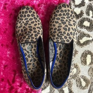 Rothy's Spotted Loafer